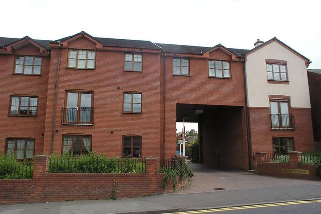 Thumbnail Flat to rent in Hednesford Road, Heath Hayes, Cannock
