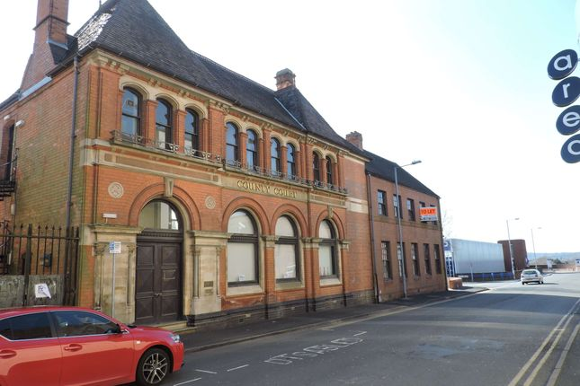 Commercial property to let in Former County Court, Redditch, Worcs