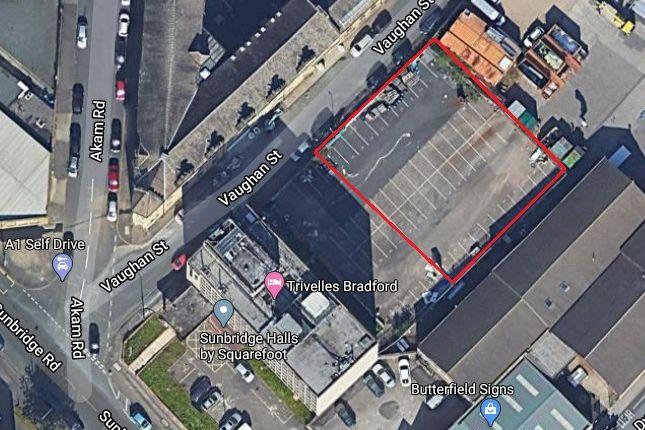 Land for sale in Sunbridge Road, Bradford