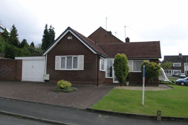 Thumbnail Detached bungalow for sale in Mayfield Road, Hurst Green, Halesowen