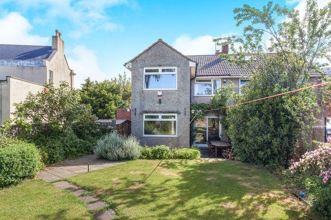 Thumbnail Semi-detached house for sale in High Street, Shirehampton, Bristol