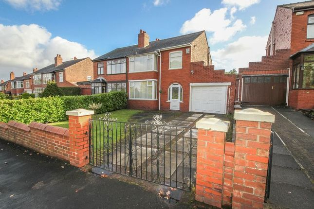 Thumbnail Semi-detached house for sale in Pemberton Road, Winstanley, Wigan