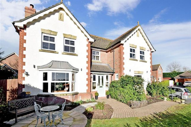 Thumbnail Detached house for sale in Masons Way, Pulborough, West Sussex
