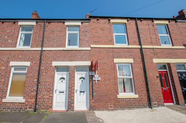 Thumbnail Flat for sale in Burradon Road, Burradon, Cramlington, Tyne And Wear