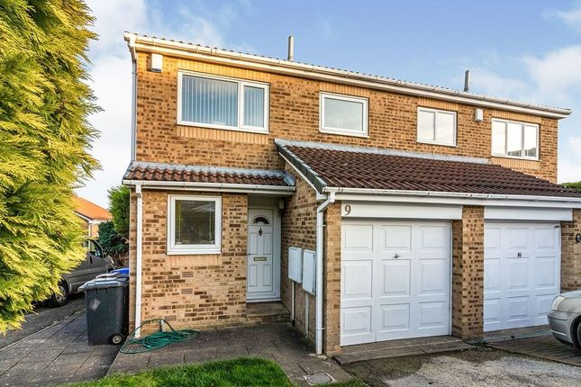 2 bed semi-detached house to rent in Beechfern Close, High Green, Sheffield S35