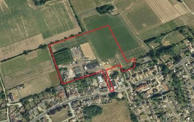 Thumbnail Commercial property for sale in Land North Of Chapel Street, Shipdham, Norfolk