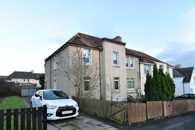 Thumbnail Flat for sale in Motherwell Road, Bellshill