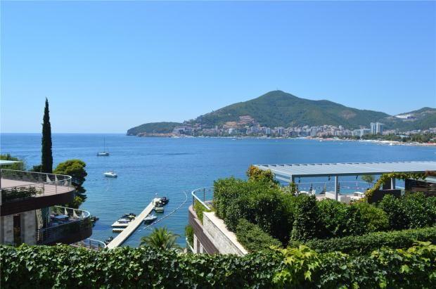 Thumbnail Apartment for sale in Luxury Apartment In Dukley Gardens, Budva, Montenegro