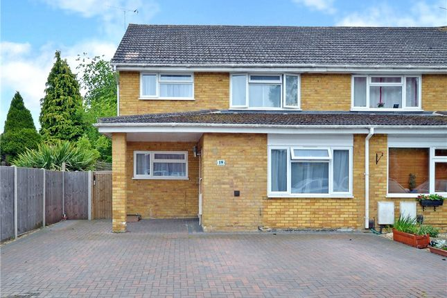 Thumbnail Property to rent in Jasmine Close, Woking
