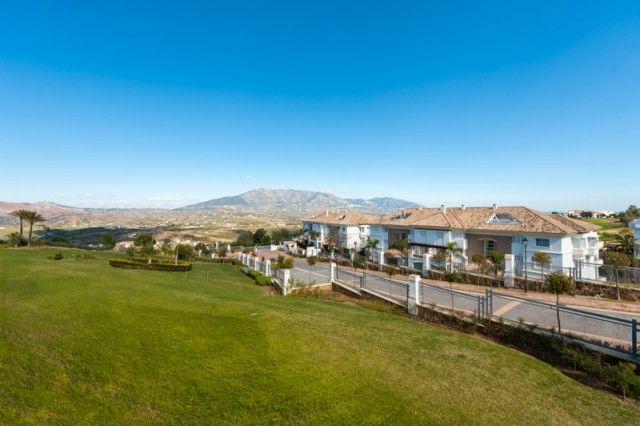 Views of Spain, Málaga, Mijas, La Cala Golf