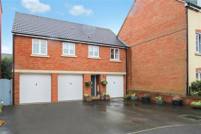 Thumbnail Detached house for sale in Phoenix Gardens, Oakhurst, Swindon, Wiltshire
