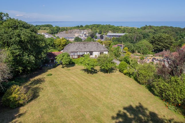 Thumbnail Detached bungalow for sale in Lydwell Road, Torquay