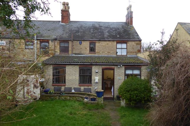 Thumbnail Terraced house for sale in High Street, Gretton, Northants