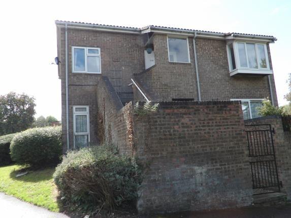 Front of Sorrel Bank, Linton Glade, Croydon, Surrey CR0