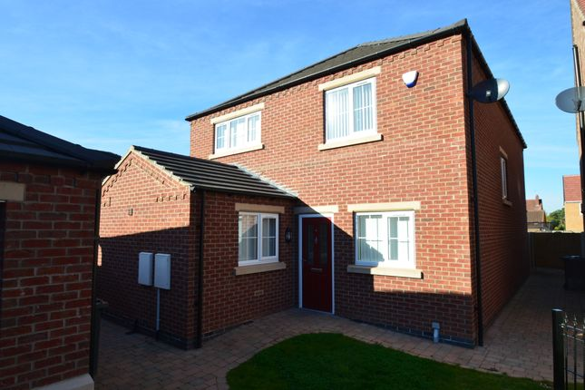Thumbnail Detached house to rent in Soveriegn Court, Sprotbrough, Doncaster