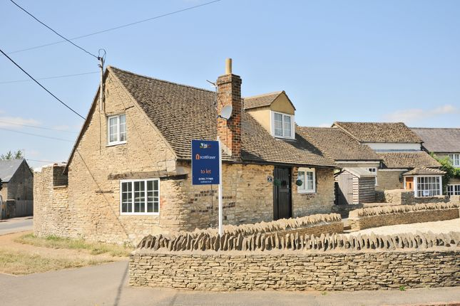 Thumbnail Cottage to rent in Millwood End, Long Hanborough, Witney