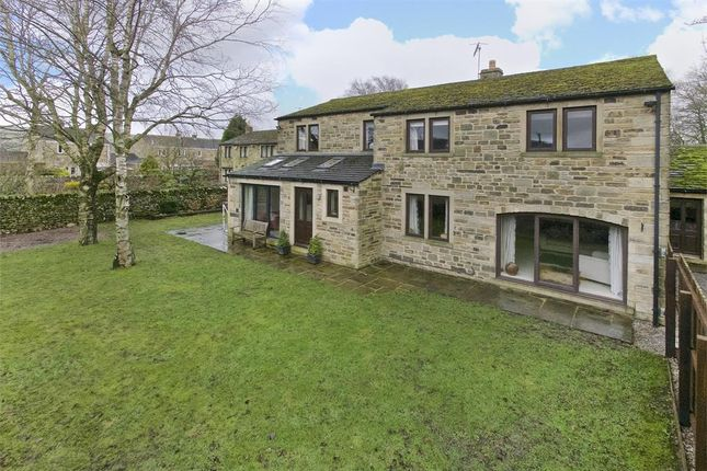 Thumbnail Detached house for sale in Wharfeside Avenue, Threshfield, Skipton