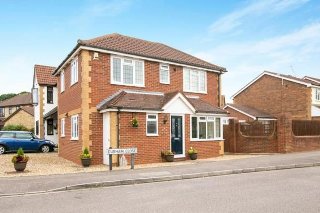 Thumbnail Detached house for sale in Durham Close, Flitwick, Bedford, Bedfordshire