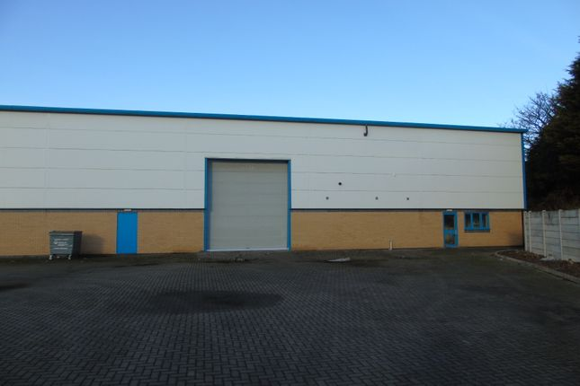 Thumbnail Industrial to let in Anglers Business Centre, Spondon