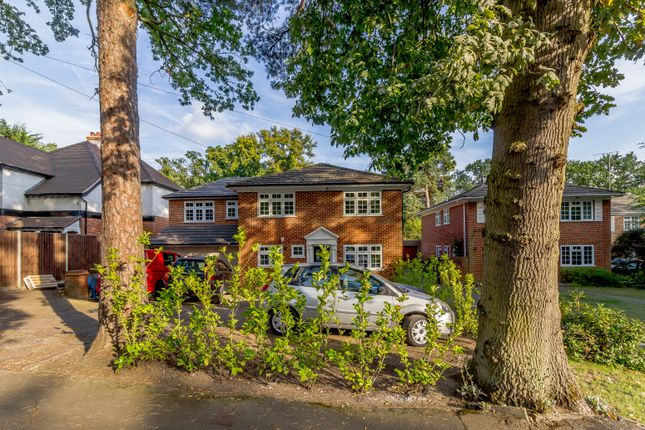 Thumbnail Detached house for sale in Firwood Drive, Camberley