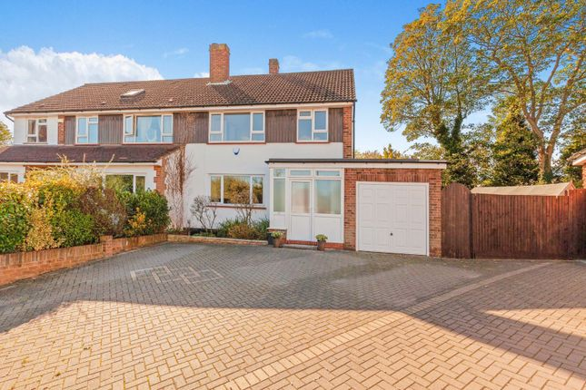 Thumbnail Semi-detached house to rent in Hermitage Gardens, London