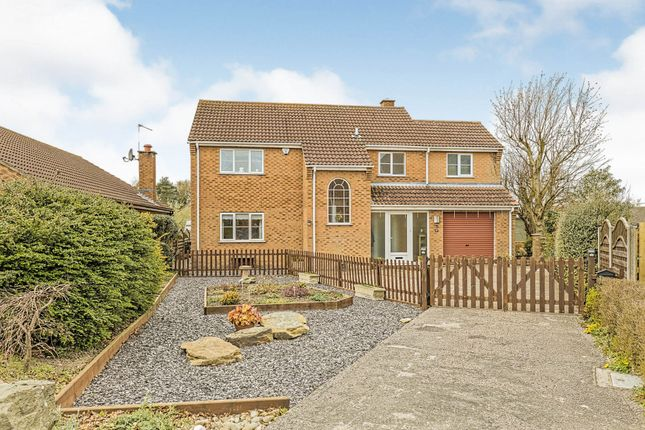 Thumbnail Detached house for sale in St. Helens Way, Hemswell, Gainsborough