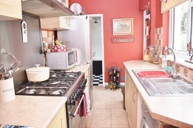 Kitchen of Brook Street, Bridgend, Bridgend County. CF31
