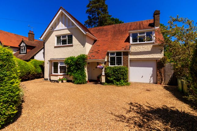 Thumbnail Detached house for sale in Maybury Hill, Woking