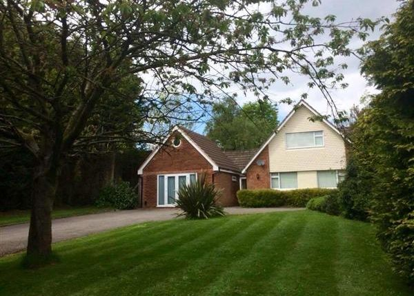 Thumbnail Detached house for sale in Gentleshaw Lane, Solihull, Solihull