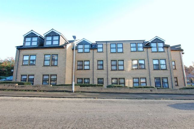 Thumbnail Flat for sale in Meadowfield Park, Ponteland, Newcastle Upon Tyne