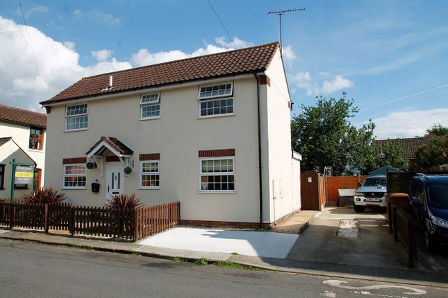 Thumbnail Detached house for sale in Hutland Road, Ipswich