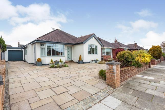 Thumbnail Bungalow for sale in Mill Hey Avenue, Poulton-Le-Fylde, Lancashire, .