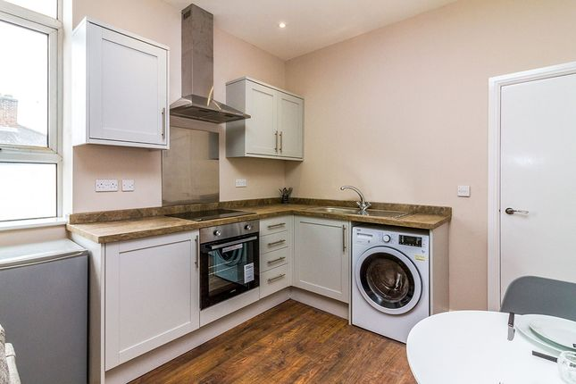 Thumbnail Flat for sale in Ship Hill, Rotherham, South Yorkshire