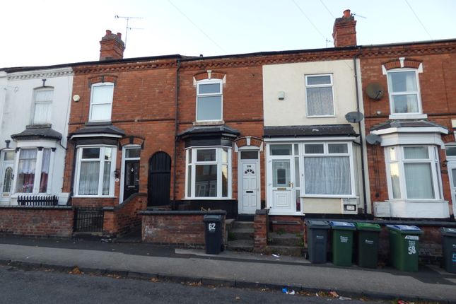Thumbnail Terraced house for sale in Parkes Street, Birmingham