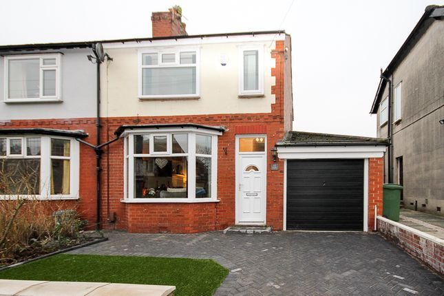 Thumbnail Semi-detached house to rent in Poplar Ave, Bradshaw, Bolton, Lancs