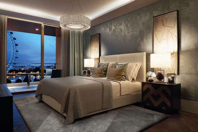 Bedroom of Luxurious Riverside Apartment, Belvedere Gardens, London SE1