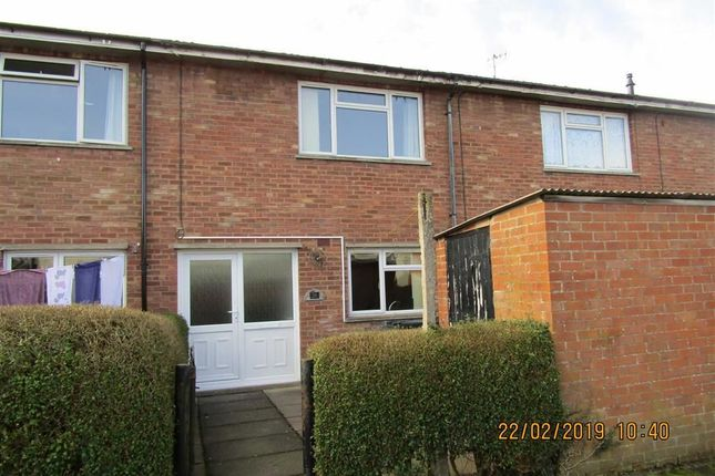 Thumbnail Terraced house to rent in 34, Maesydre, Llanidloes, Powys