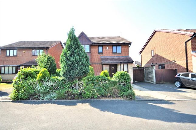 Thumbnail Detached house for sale in Camborne Place, Freckleton, Preston, Lancashire