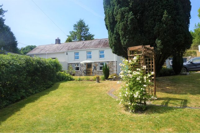 Thumbnail Property for sale in Pentregwenlais, Ammanford