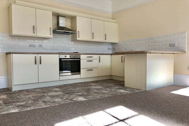 Thumbnail Flat to rent in Cavendish Street, Workington, Cumbria