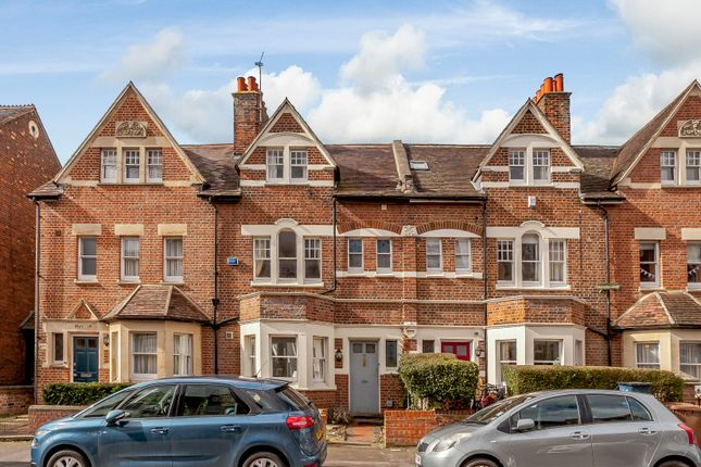Thumbnail Terraced house for sale in Southmoor Road, Oxford