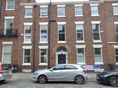 Office to let in 78 Rodney Street, Liverpool