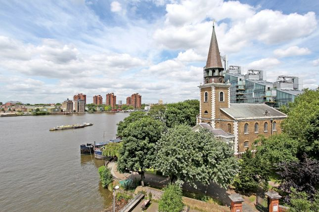 Thumbnail Flat for sale in Old Swan Wharf, Battersea Church Road, Battersea
