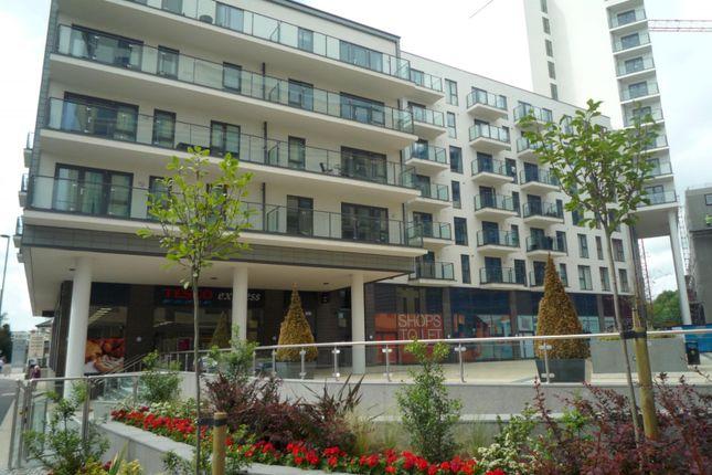 Block View of Cardinal Place, Guildford Road, Woking GU22