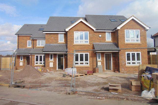 Thumbnail Town house for sale in Lower Cippenham Lane, Cippenham, Slough