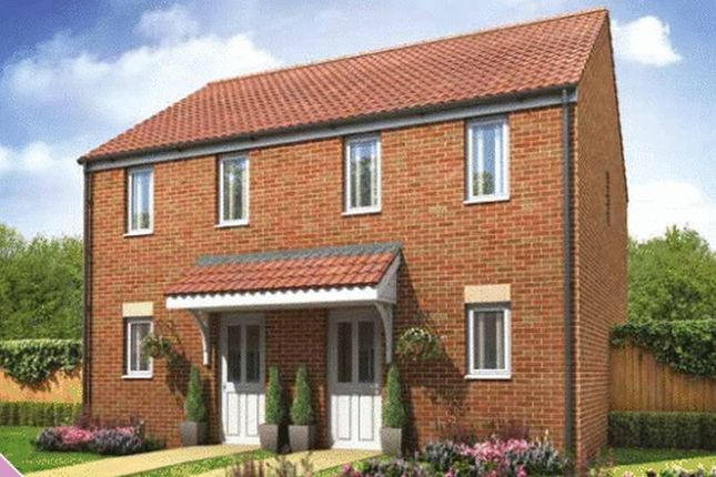 2 bed semi-detached house for sale in Tempest Drive, Penkridge, Stafford