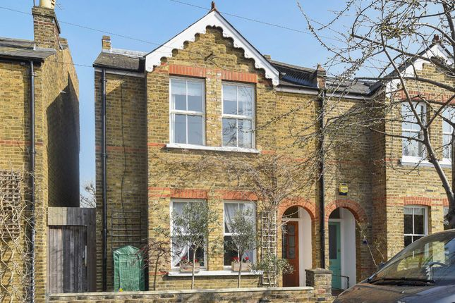 Thumbnail Property for sale in Winchester Road, St Margarets, Twickenham