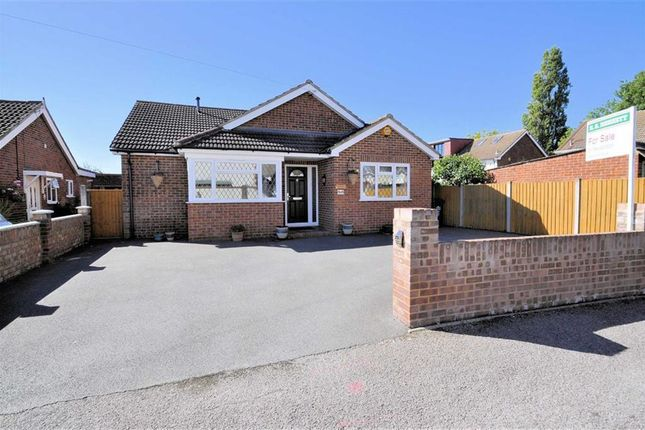 Thumbnail Detached bungalow for sale in Corsair Road, Stanwell, Middlesex