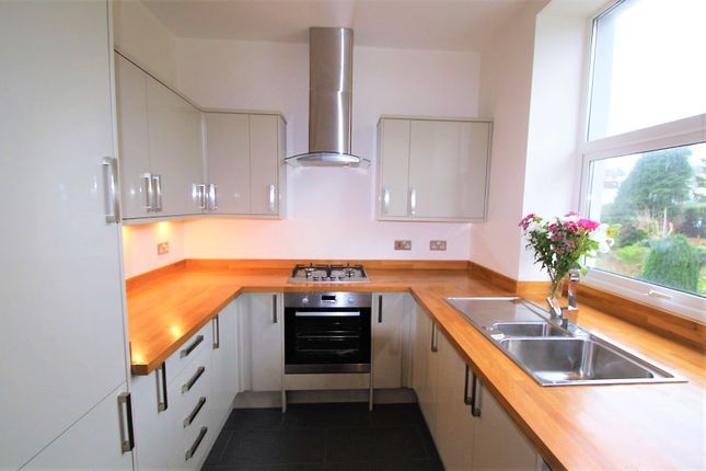 Thumbnail Flat to rent in Ford, Plymouth, Devon