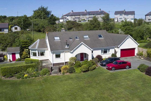 Thumbnail Detached house for sale in Llain Gron, Llanddona, Beaumaris